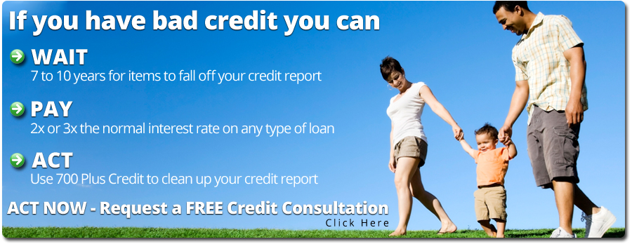 Pasadena Texas Credit Repair
